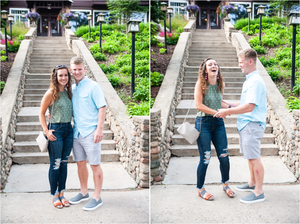 surprise proposal photos