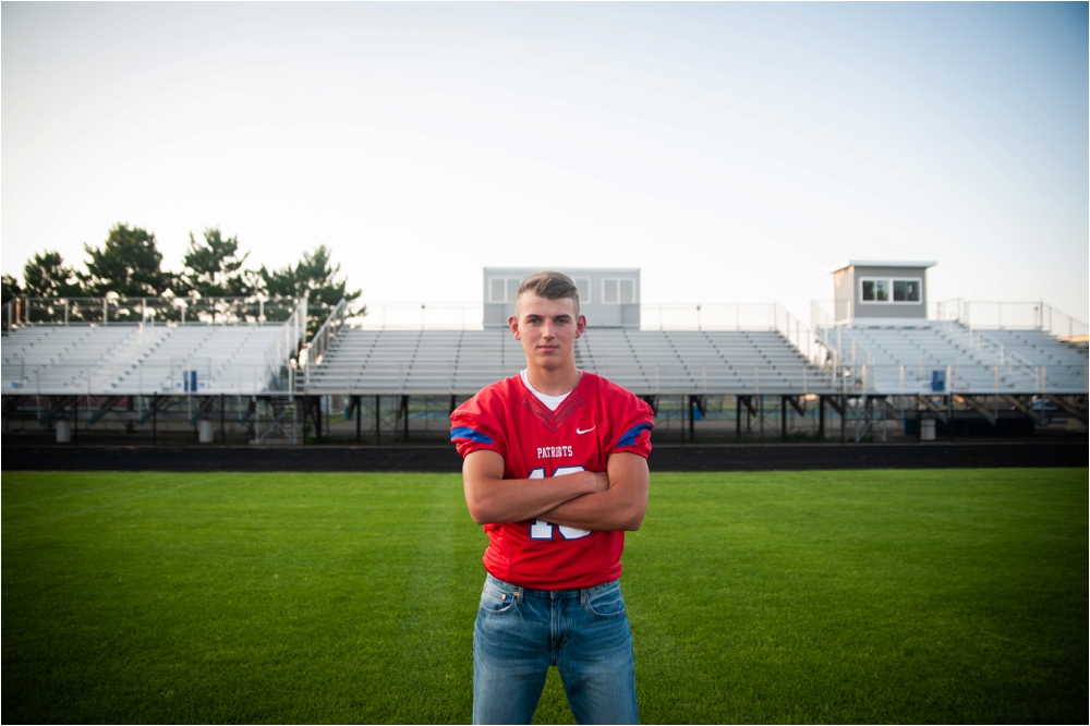 Pequot Lakes High School Senior