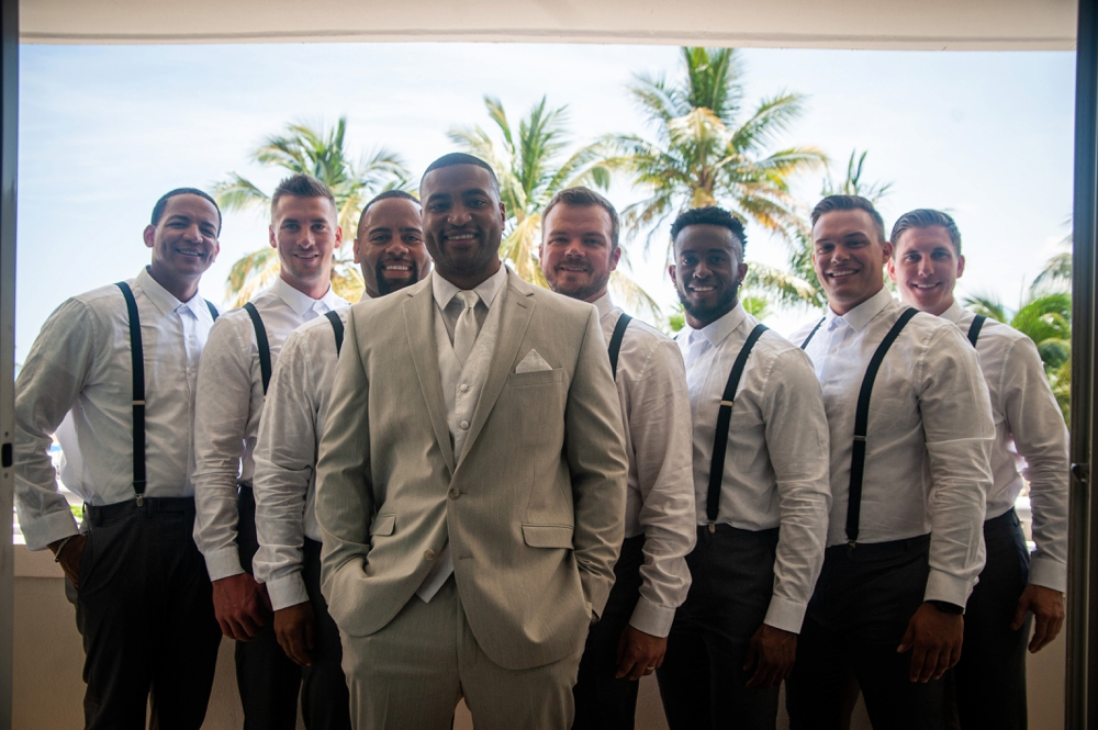 nassau bahamas destination wedding